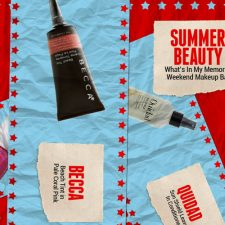 Summer Beauty: What's In My Memorial Weekend Makeup Bag