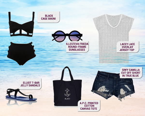 Summer in the City: Make a Summer Splash in These Fresh Swimsuit Looks (3)