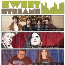 Sweet Streams: The Static Jacks, Gossip, Best Coast