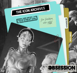"""The Icon Archives: Fritz Lang's """"Metropolis"""""""