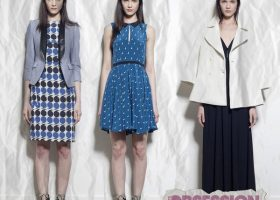 Boy. by Band of Outsiders Resort 2013 Takes on a Nautical Approach (2)