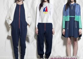 Boy. by Band of Outsiders Resort 2013 Takes on a Nautical Approach (3)