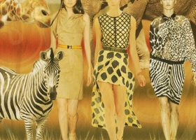 Expedition to the Wild Side: Exotic Animal Prints and Safari-Inspired Luxe Wear