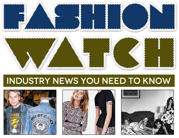 Fashion Watch: Shepard Fairey's Levi's Capsule Collection, Narciso Rodriguez Heads To Khol's, Adidas Opening Ceremony Form An Olympic Partnership