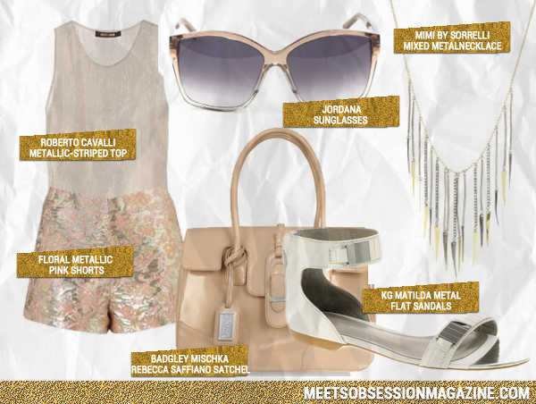 Mixing Metallics: Summer's Midas touch (1)