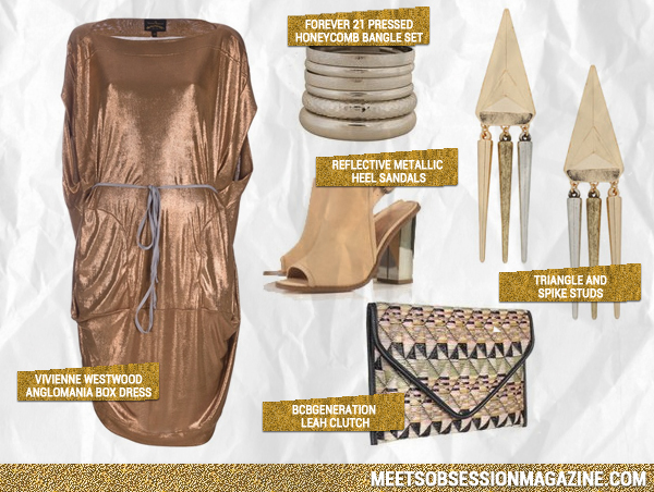Mixing Metallics: Summer's Midas touch (2)