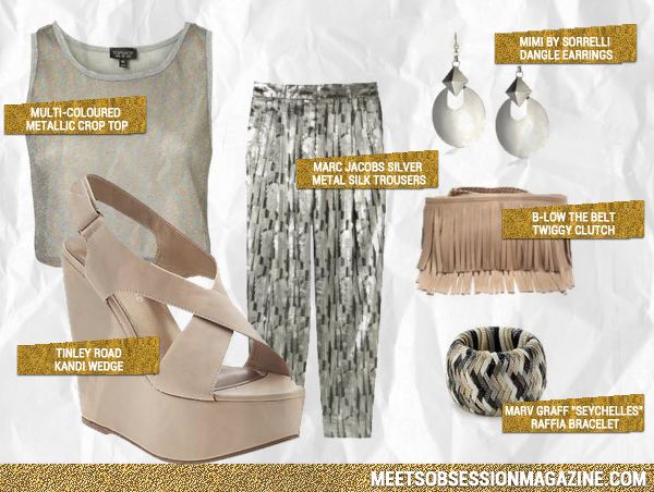 Mixing Metallics: Summer's Midas touch (3)