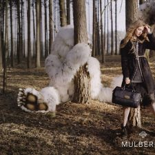 "Mulberry Seeks Inspiration from Children's Book ""Where the Wild Things Are"" for Fall 2012 Campaign"