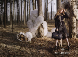 Mulberry Fall 2012 Ad Campaign Featuring Lindsey Wixon4 (1)