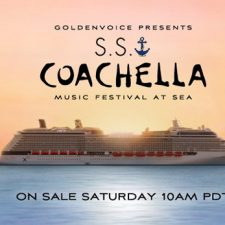 All Aboard: Coachella Announces Holiday Cruise With Pulp, Hot Chip, Sleigh Bells and 18 Other Acts