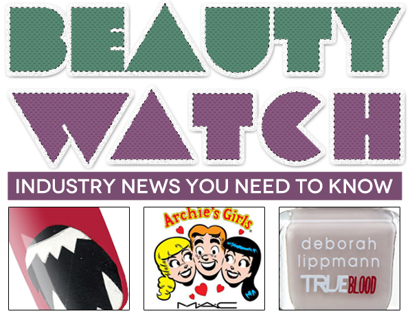 "Beauty Watch: Archie Comics and ""True Blood"" Get the Beauty Treatment, Nail Rock's Meadham Kirchhoff Collection, Beauty on the Cheap"