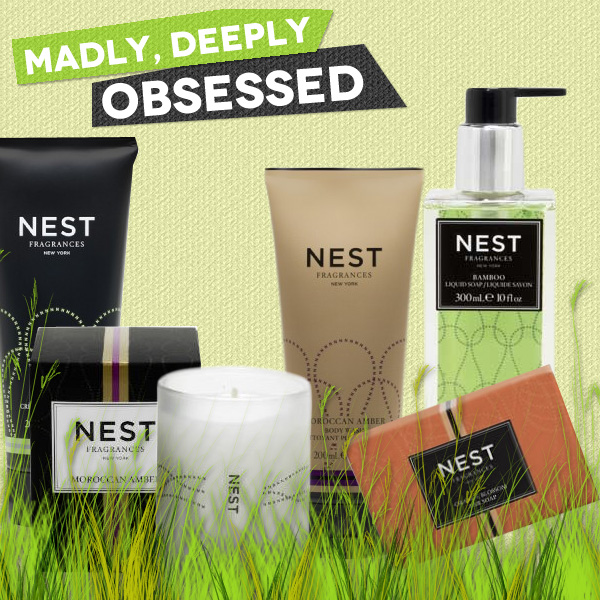 Current Obsession: Nest's Fantastically Fragranced Body Line