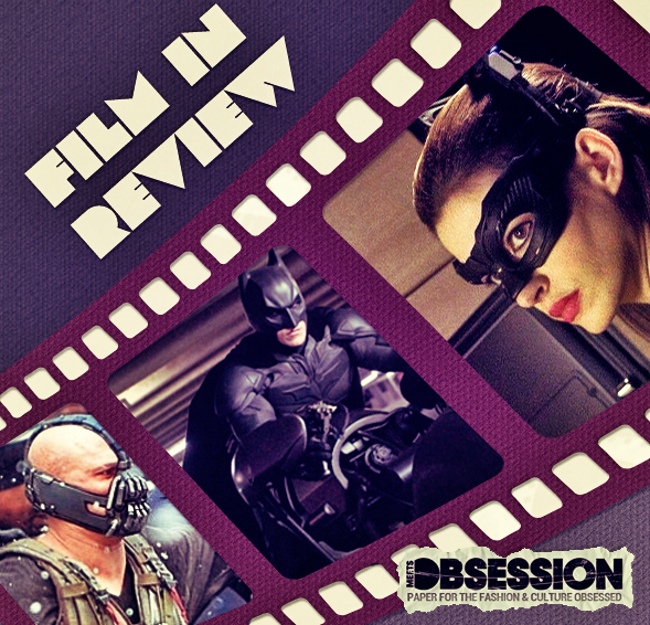 FILM: A Flawed Visual Masterpiece in The Dark Knight Rises&quot;