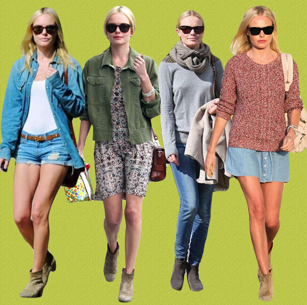 Dissecting Kate Bosworth's Style (1)