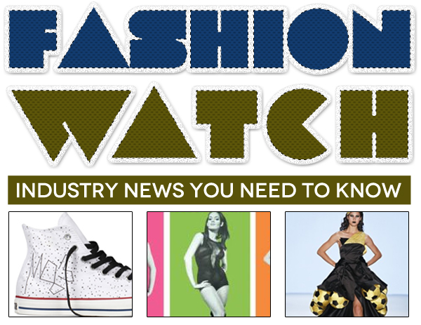 Fashion Watch: James Bond Gets an Exhibit, Soccer Meets Fashion, M83 Debuts Shoe Design