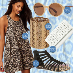 How to Rock a Summer Leopard Look for Under $150
