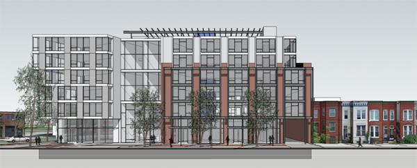 Seattle-based Miller Hull proposed design plan for Florida Avenue space. (6)
