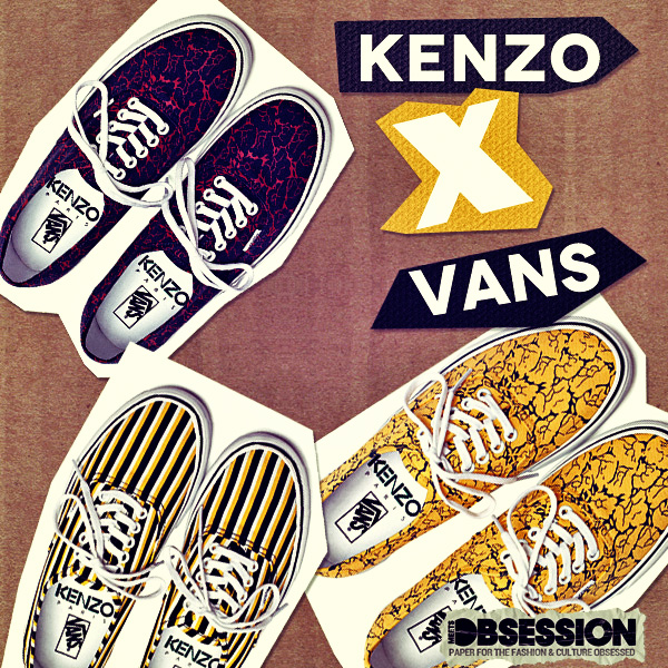 Two Time's the Charm: Kenzo x Vans Collab (7)