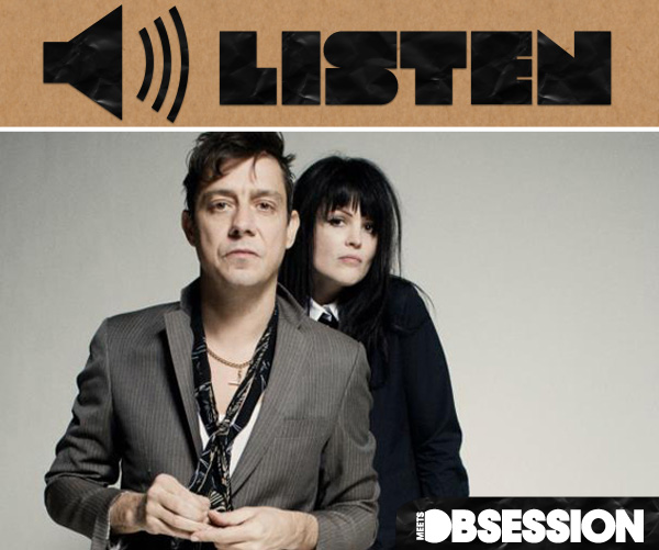 "LISTEN: The Kills — Fleetwood Mac's ""Dreams"""