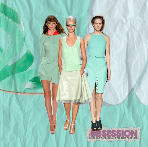 In Mint Condition – This Summer's Coolest Hue