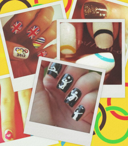 Get Olympic Inspired Nails with 8 Amazing Nail Art Tutorials