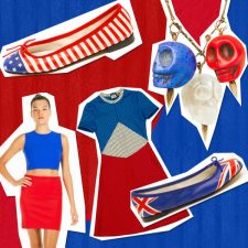 Opening Ceremony's British Invasion in Exclusive Olympic Inspired Style