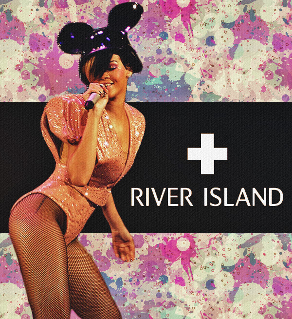 Rihanna to Debut Fashion Line with River Island