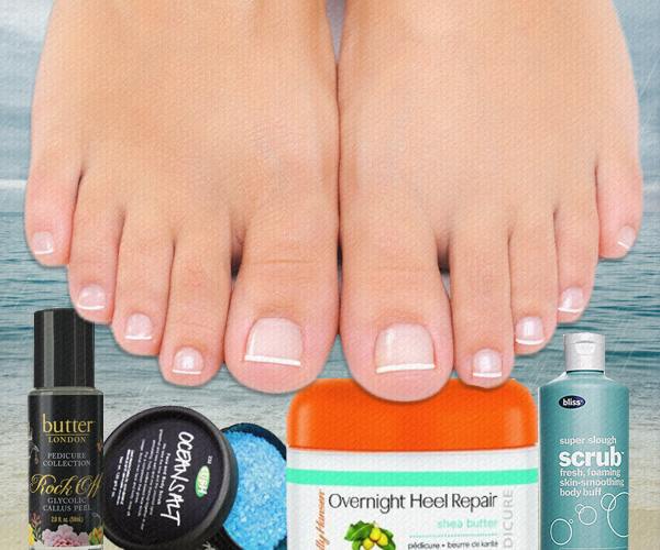 Summertime Toes: Seven No-Fail Products For Pedi-Ready Feet