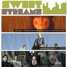 Sweet Streams: The Young Evils, Shores, Twin River, Saint Motel and Jen Schande