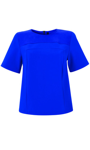 Topshop Neoprene Shirt For Opening Ceremony's London Pop Up Shop