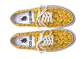 Two Time's the Charm: Kenzo x Vans Collab (1)