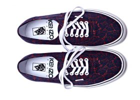 Two Time's the Charm: Kenzo x Vans Collab (3)