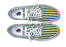 Two Time's the Charm: Kenzo x Vans Collab (6)