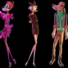 Disney's Daisy Duck, Minnie Mouse and Goofy Get High-Fashion Makeovers for Barneys New York