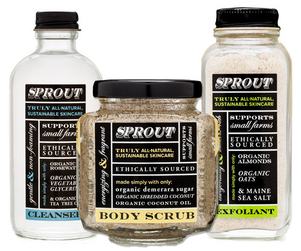 Good Enough to Eat (Really!): Sprout's Sugar Body Scrub