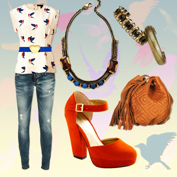 Hello, Birdie! How to Wear Whimsical Bird Prints (1)