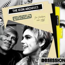 The Icon Archives: Warhol's Edie Sedgwick
