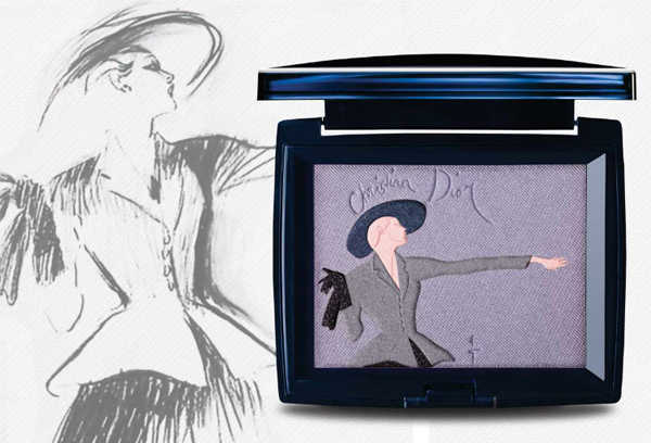 Iconic Eyeshadow: Dior's Tailleur Bar Palette