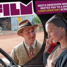 "You're Invited to a Special Advance Screening of the Film ""Lawless"""