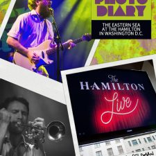Photo Diary: The Eastern Sea LIVE at The Hamilton in Washington D.C.