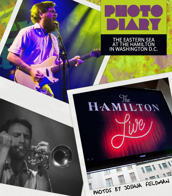 Live at the Hamilton in Washington D.C. (1)