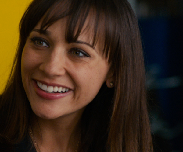 Rashida Jones as Celeste. Photo by David Lanzenberg, Courtesy of Sony Pictures Classics.