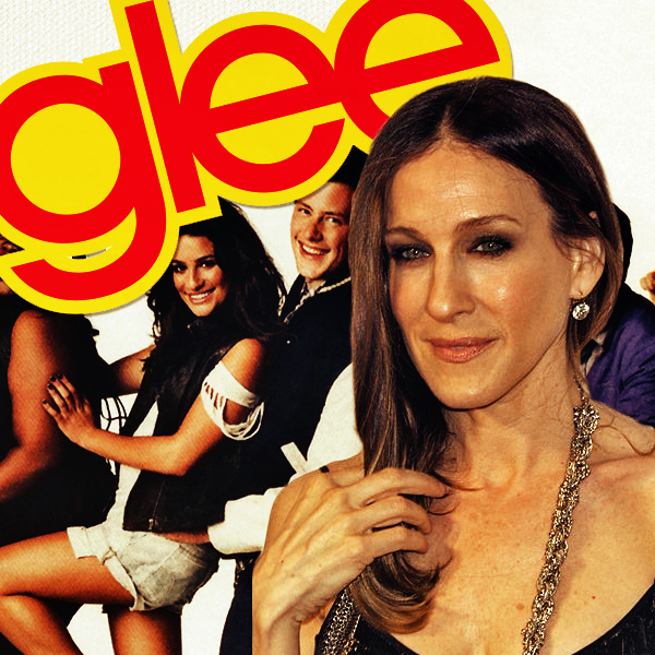 "Sarah Jessica Parker to Join ""Glee"" Cast as the Editor of Vogue Magazine"