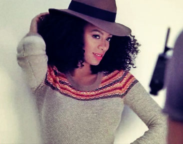 Solange Knowles Named the New Face of Madewell's Fall Campaign