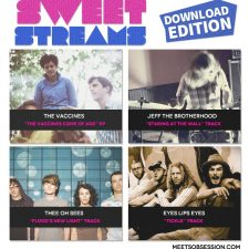 Sweet Streams – Free Download Edition: The Vaccines, Jeff the Brotherhood, Thee Oh Sees, Eyes Lips Eyes