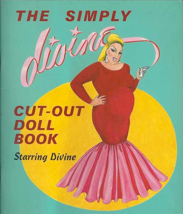The Simply Divine Cut-Out Doll Book (1)