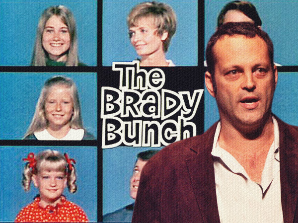 Vince Vaughn To Develop The Brady Bunch Spinoff