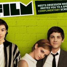 "You're Invited: A Special Screening of ""The Perks of Being a Wallflower"" With Director/Author Stephen Chbosky"