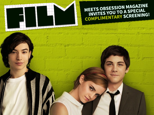 Promotion The Perks Of Being A Wallflower