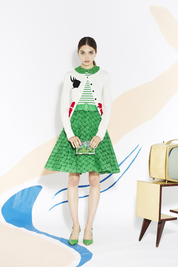 Alice + Olivia Spring 2013 Collectio (35)